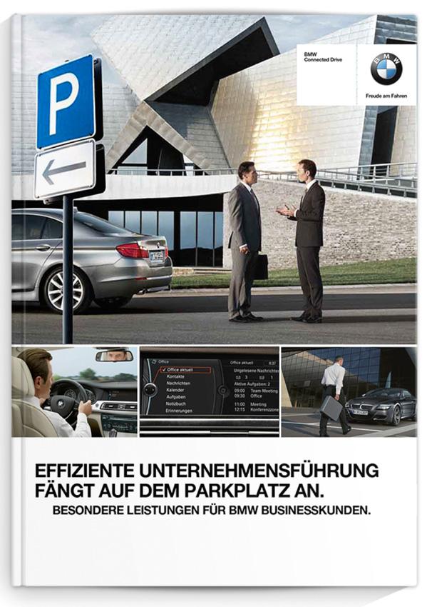 BMW – Salesfolder – Effiziente Unternehmensführung