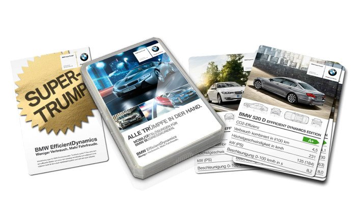 BMW – Quartett EfficientDynamics