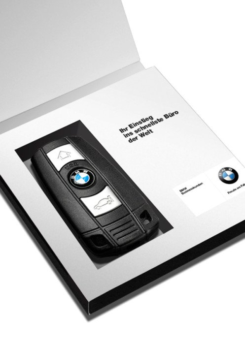 BMW – USB Stick – Feature Film