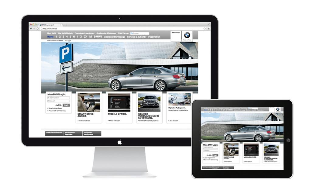 BMW – Integration – Web/Intranet