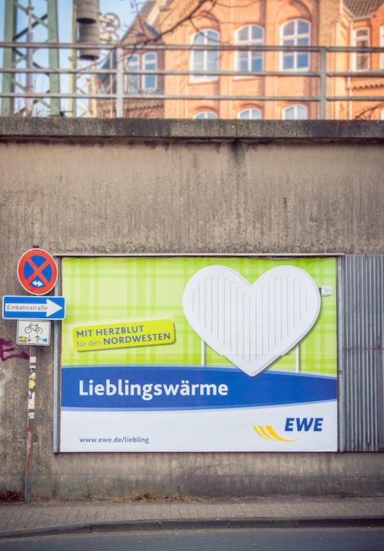 Kampagne Lieblings Strom-, Energie-, Kommunikationsdienstleister EWE