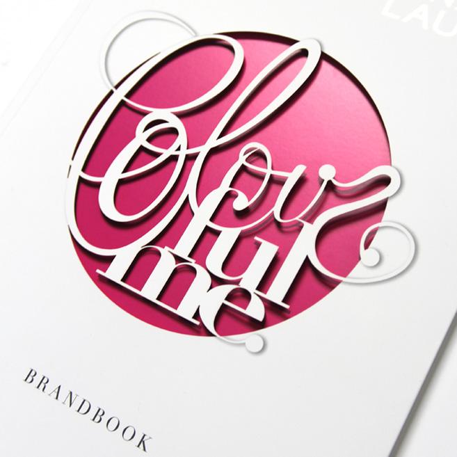 GINA LAURA – Brandbook