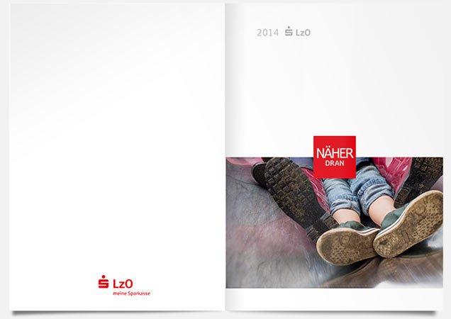 LZO Förderbericht Cover