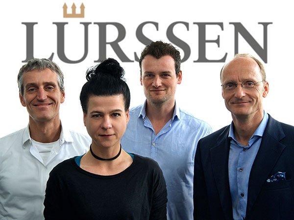 F&W Geschäftsführer und Strategin Lürssen Pitch gewonnen