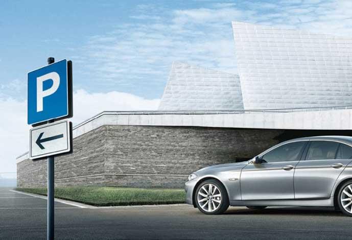 BMW – Kampagnenmotiv – Effiziente Unternehmensfuehrung