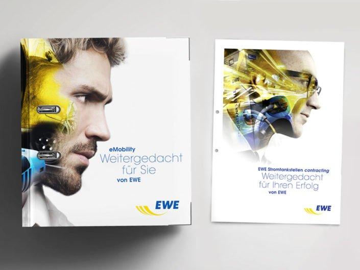 Frese & Wolff – EWE eMobility – Ringordner