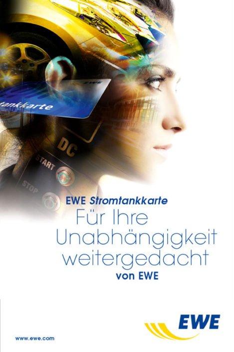 Frese & Wolff – EWE eMobility – Stromtankarte