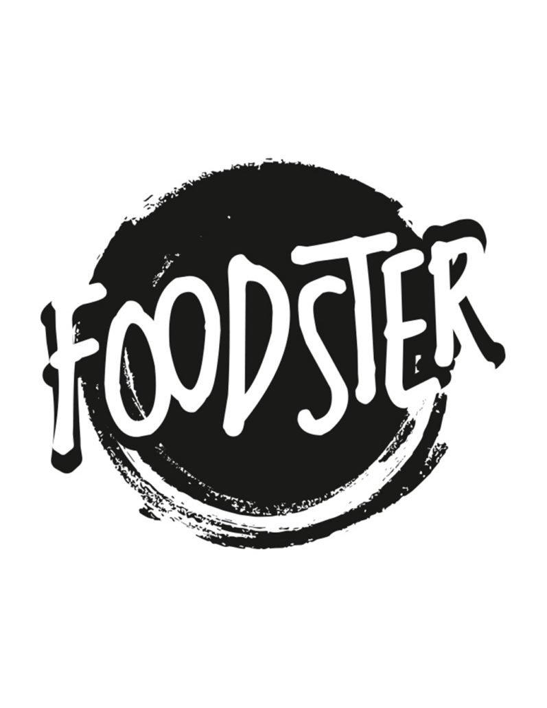 Foodster Logo-Design von Frese und Wolff