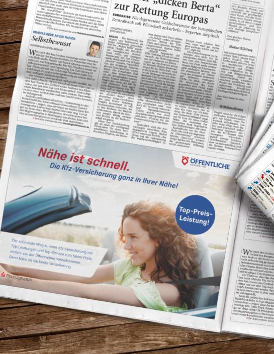 kfz-kampagne-versicherung-oeffentliche-oldenburg-anzeige-zeitung-tageszeitung-zeitungsanzeigen-anzeigengestaltung