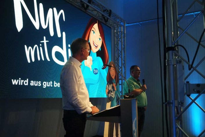 Nordfolien Eva Kickoff Event Rede