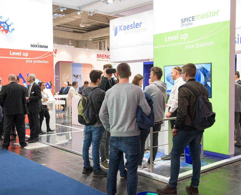 Virtual Reality Kaesler Eurotier Messe 2016