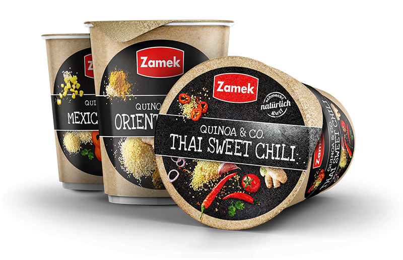 Packaging-Design Minuten-Terrine von Zamek