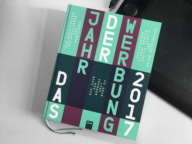 Das Jahr der Werbung 2017 Buch