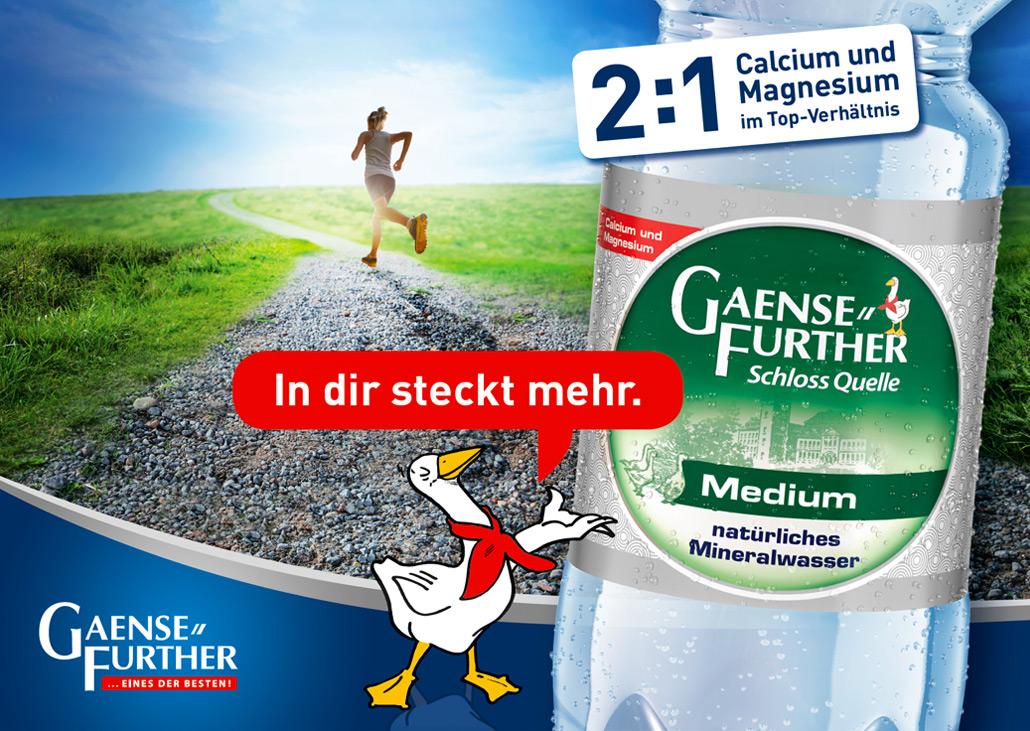 Gaensefurther Markenrelaunch – Fitness
