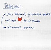 Markenstrategie Workshop – Öffentliche Versicherung – Persönlichkeit