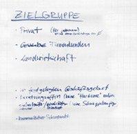 Frese & Wolff – Markenstrategie Workshop – Öffentliche Versicherung – Zielgruppe