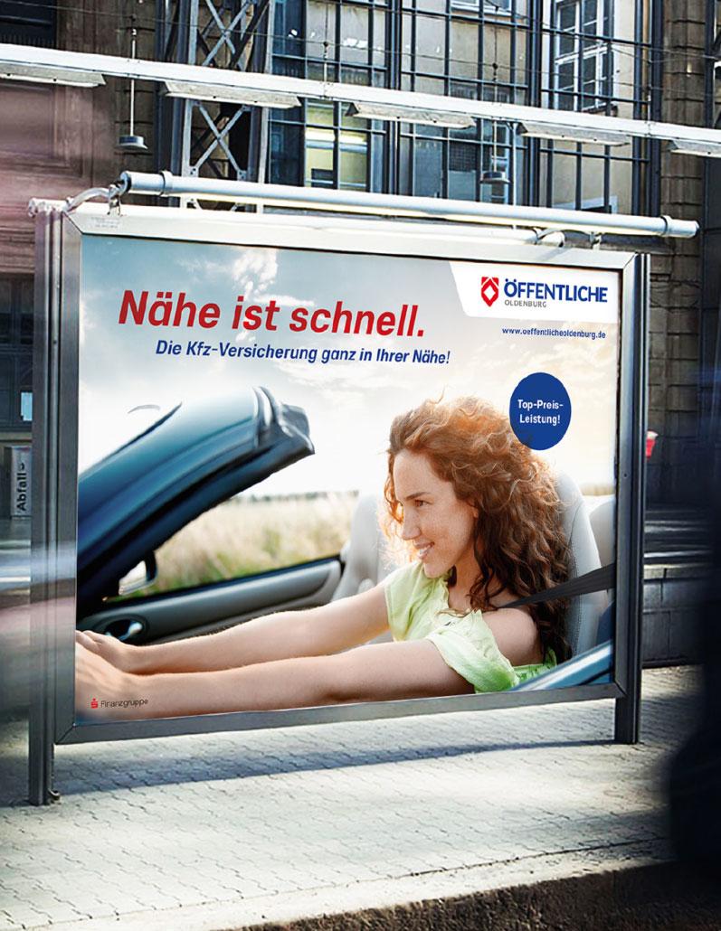 KFZ-Kampagne Grossflaechengestaltung