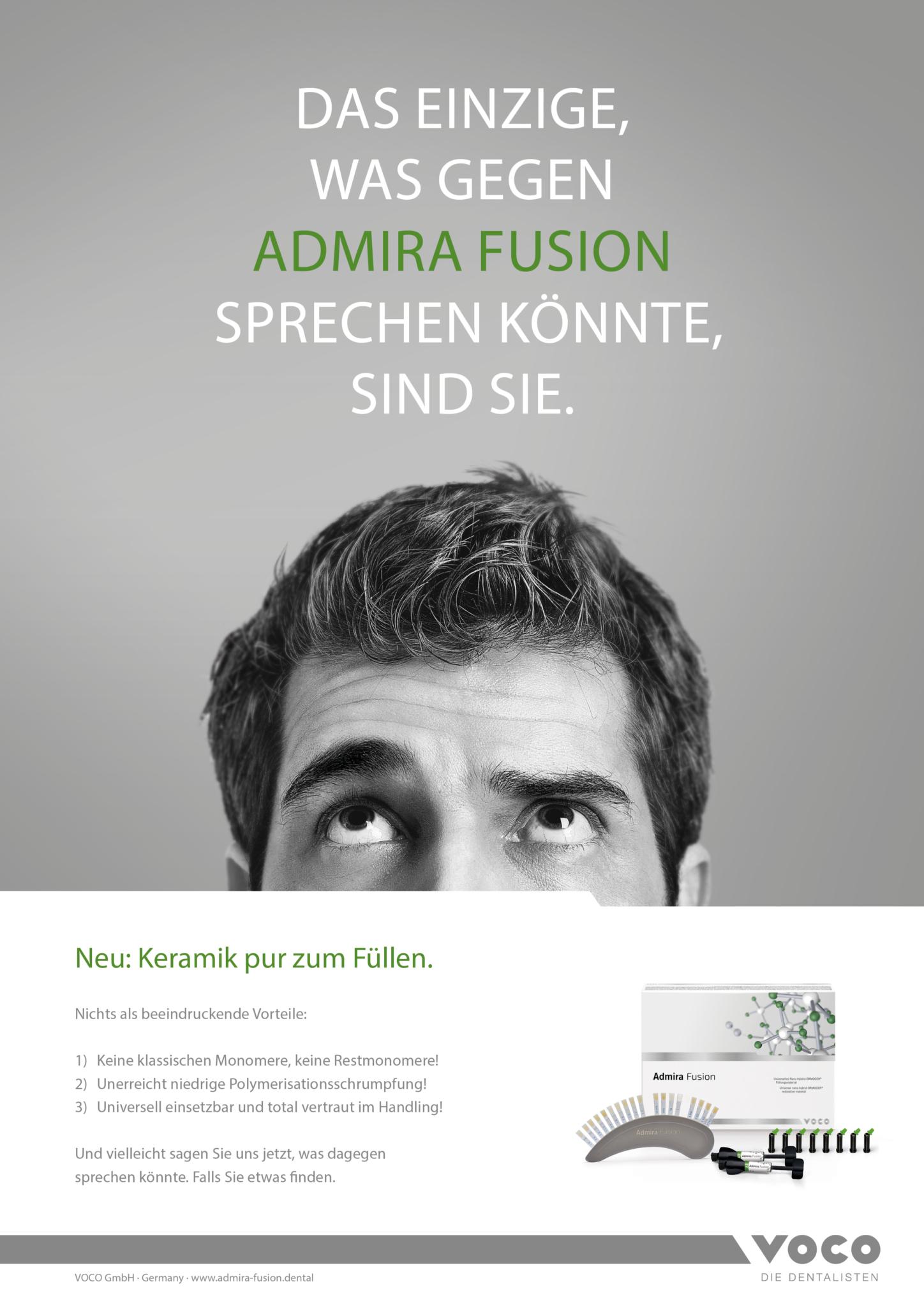 Neugeschäft - Anzeigen Kampagne - VOCO