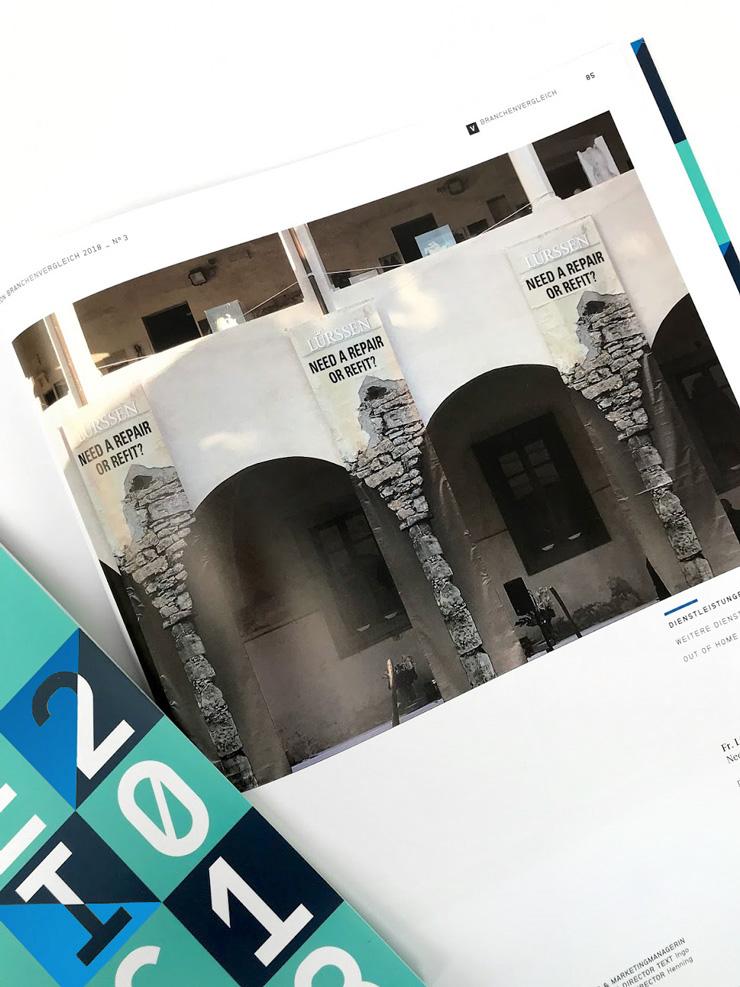 Out of Home Kommunikation – Jahrbuch der Unternehmenskommunikation 2018