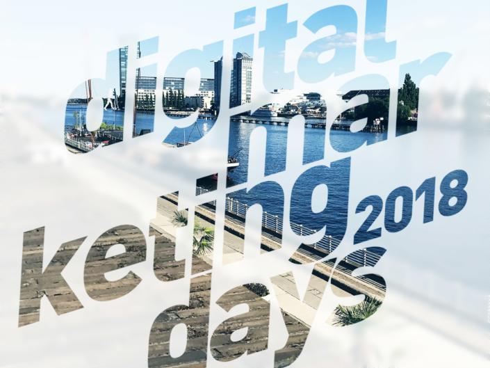 DIGITAL MARKETING DAYS - BERLIN 2018