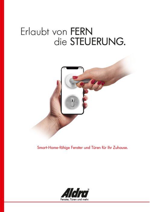 B2C Kampagne - FernSteuerung - Fenster & Türen - Aldra