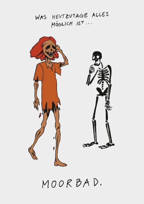 Cartoon-Das-goldene-Segel-Luis-Janssen