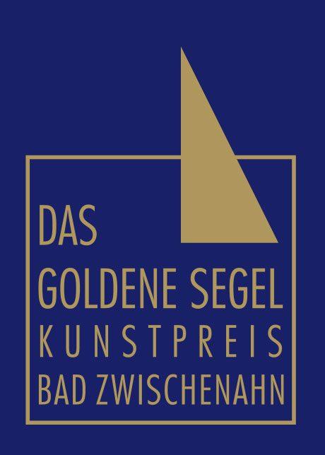 Das Goldene Segel Kunstpreis Logo