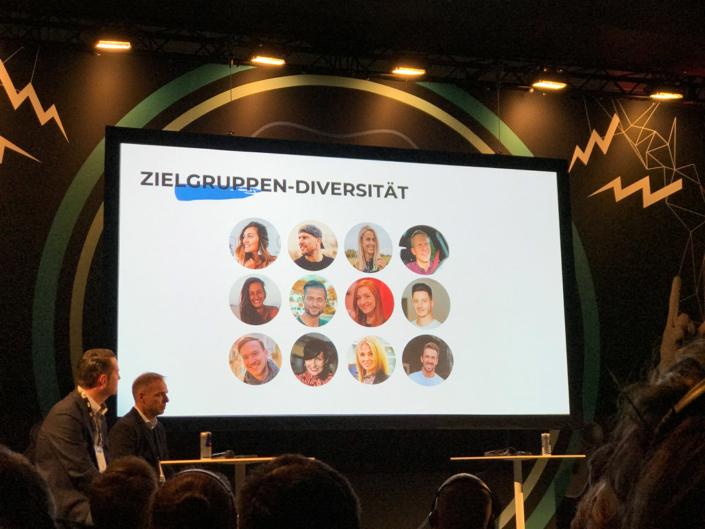 Microinfluencer – Zielgruppen Diversität - OMR2019