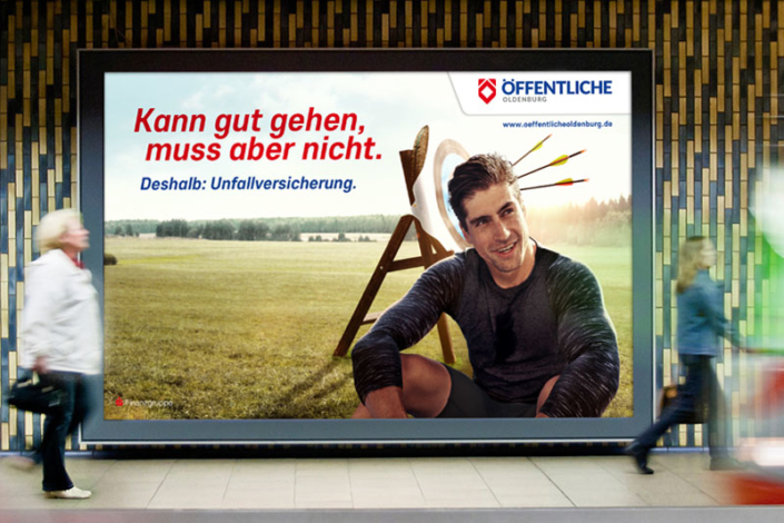 Großfläche – Out of home – Agentur Frese & Wolff