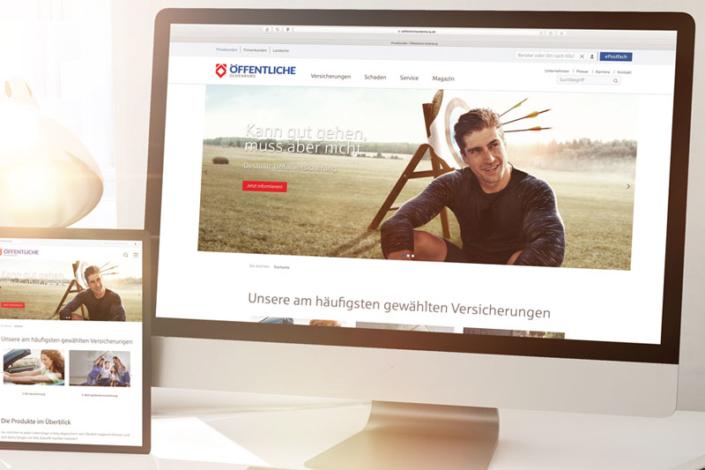 Responsive Website – Online Agentur Frese & Wolff