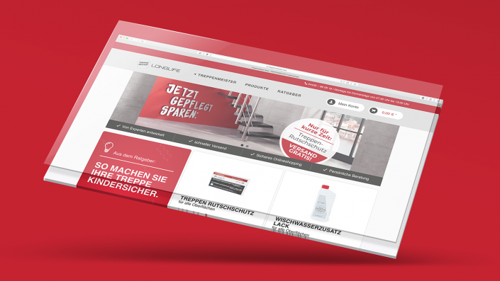 Online-Shop Shopware 5