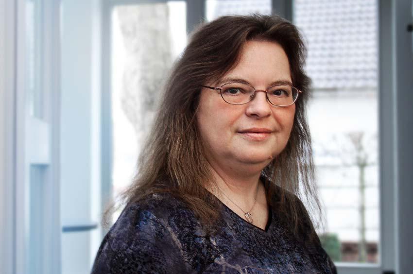Angela Wiechers - Buchhalterin