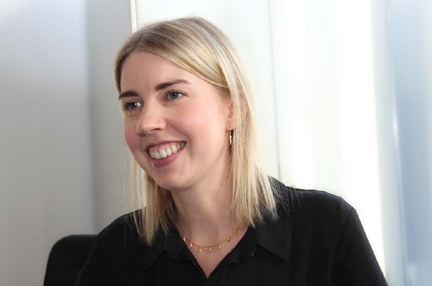 Lena Stuntebeck - Account Manager