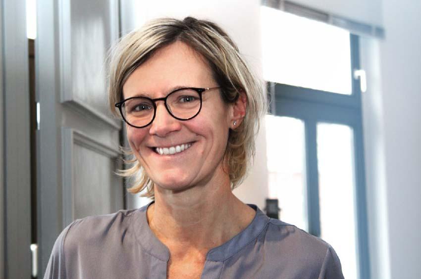 Tina Wilkens - Senior Account Manager