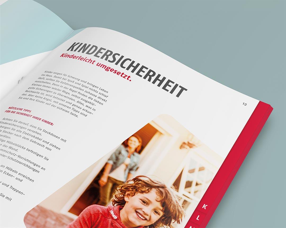 Heinz von Heiden Massivhäuser - Broschüre Close Up