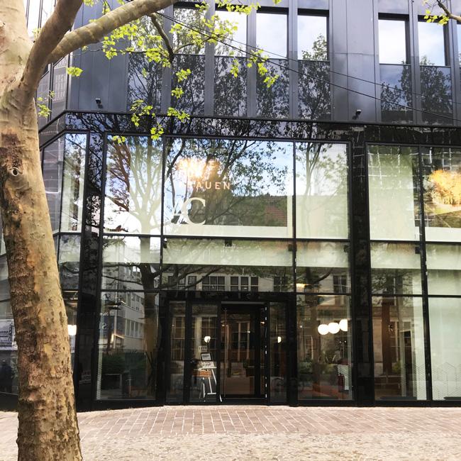 Werbeagentur - Frese & Wolff - Bremen - Spaces - Eingang