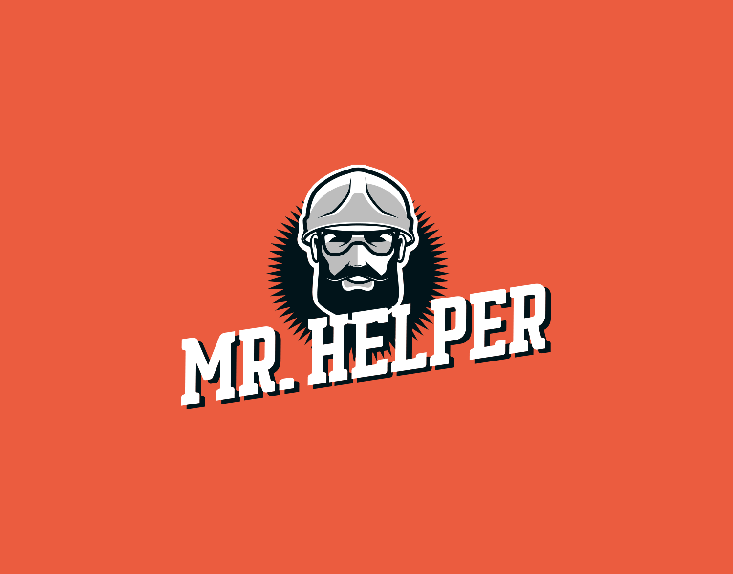 Mr. Helper Logo