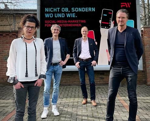 Heiko Ciesla, Michaela Morawietz und Ingo Steuber werden Gesellschafter bei Frese und Wolff