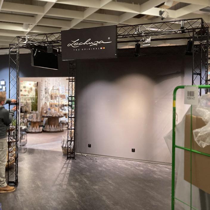 Shopkonzept für Lechuza | Frese & Wolff